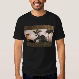 タイガーとドラゴン tiger and dragon tshirt