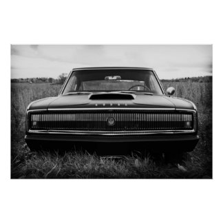 1966 Dodge Charger Poster