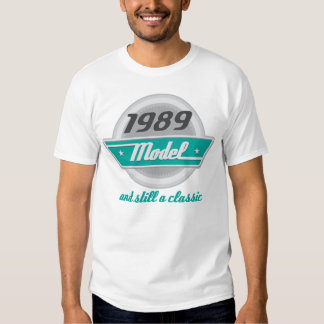 1989 Model and Still a Classic Shirt