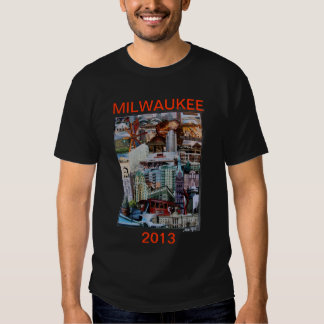 2013 Milwaukee rally T Shirts