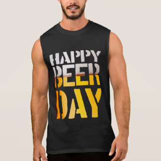 2016 St Patricks Happy Beer Day to you Sleeveless T-shirt
