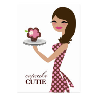 311 Candie the Cupcake Cutie V2 Large Business Card