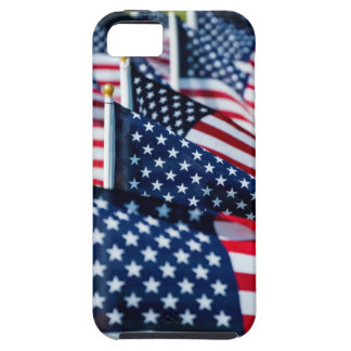 400 flags waving proudly in a field iPhone 5 covers