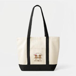 50th Wedding Anniversary Gifts Impulse Tote Bag
