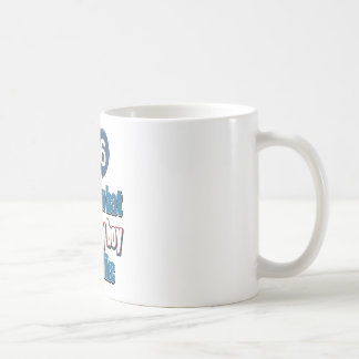 86th year birthday designs classic white coffee mug