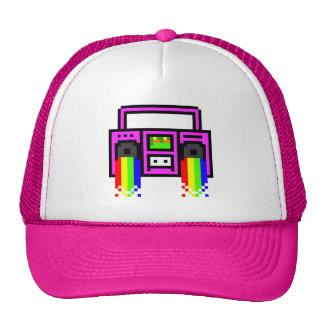 8 Bit Beats Trucker Hat