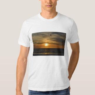 a amazing sun set t-shirts
