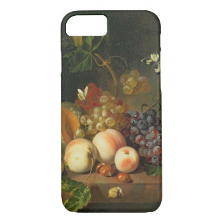 A Still Life on a Marble Ledge iPhone 7 Case