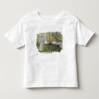 A walk by the river, 1890 tee shirt