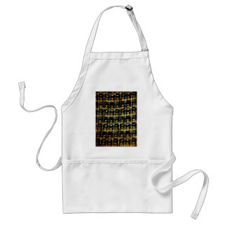 abstract design pattern standard apron
