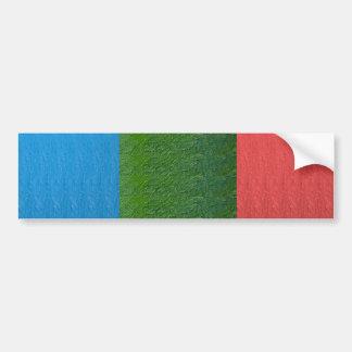 Acrylic Blank TEMPLATE easy customize TEXT PHOTO Bumper Sticker