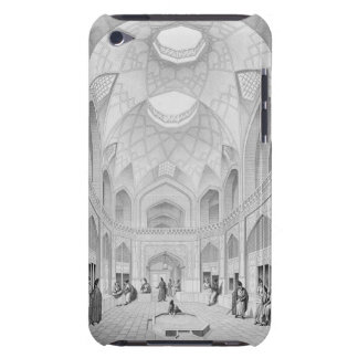Adji Seid Hussein Bazaar, in Kashan, from 'Voyage Barely There iPod Cases
