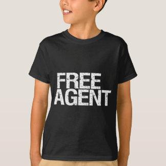 Agent libre t shirts