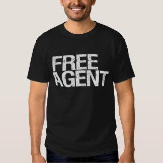 Agent libre tee-shirt