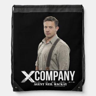 Agent Neil Mackay Backpack
