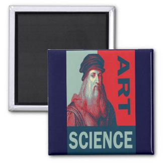 Aimant de la Science d'art de da Vinci d'homme de