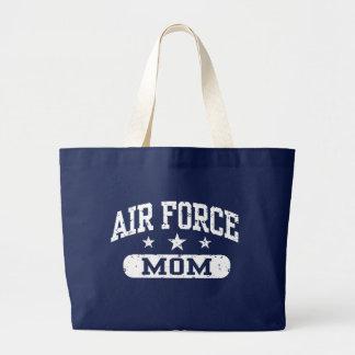 Air Force Mom Jumbo Tote Bag