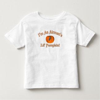 Airman's Pumpkin Tees