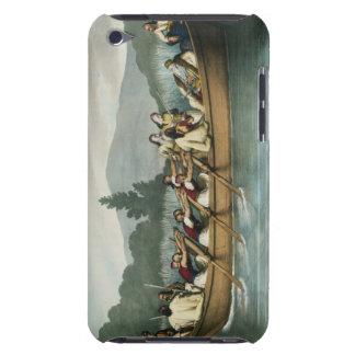 Ali Pasha (1741-1822) of Janina hunting on Lake Bu iPod Case-Mate Case