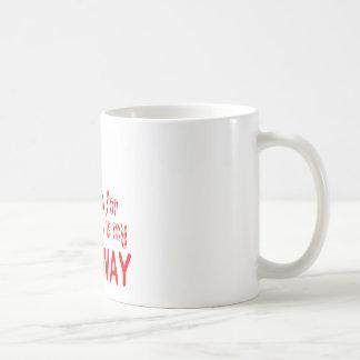 All I want Flyaway Classic White Coffee Mug