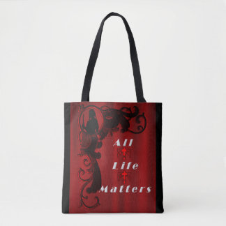 All Life Matters Tote Bag