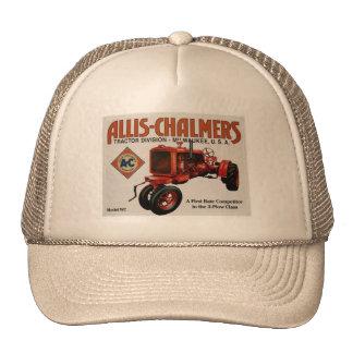 Allis Chalmers, Tractors Trucker Hat