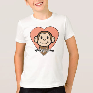 Amant de singe tshirt