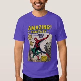 Amazing Fantasy Spider-Man Comic #15 Tshirt