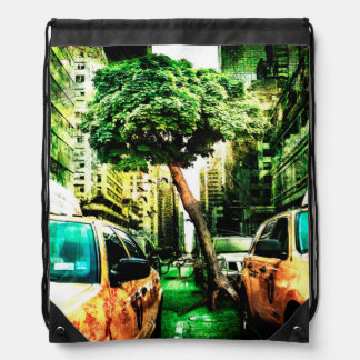 American Taxi Style Cinch Bags