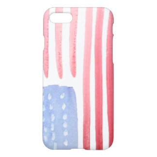 Americans USA Flag iPhone 7 Case