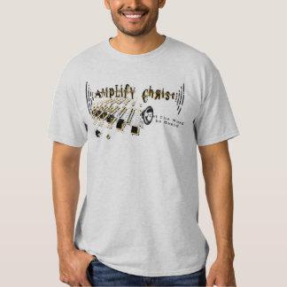 Amplify Christ T-shirts