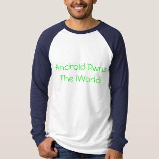Android Pwns... Tshirts