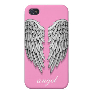 Angel Wings  iPhone 4/4S Covers