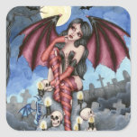 Angelique - Vampire Fairy Sticker
