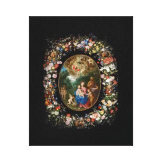 Angels Offering Gifts Canvas Prints