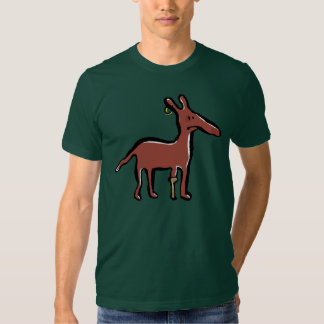 animal cheville-à jambes tshirts