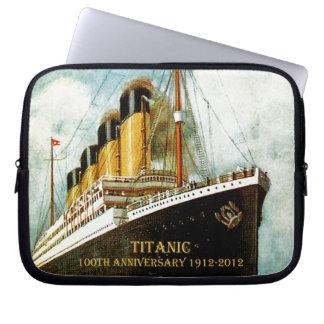 Anniversaire de RMS Titanic 100th Housses Pour Ordinateur Portable