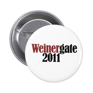 Anthony Weiner 2 Inch Round Button