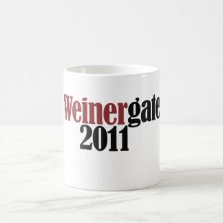 Anthony Weiner Classic White Coffee Mug