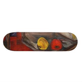 apples for sandwitchs custom skateboard