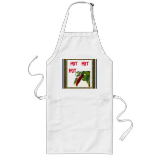 APRON CHEFS APRON FOR HOT CHILIES