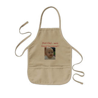 Apron child small greedy large chief but