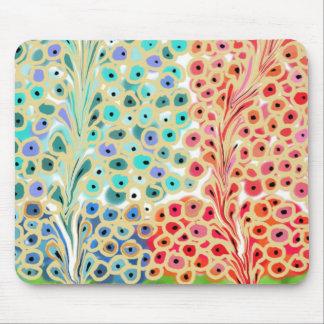 Arbres de fantaisie tapis de souris