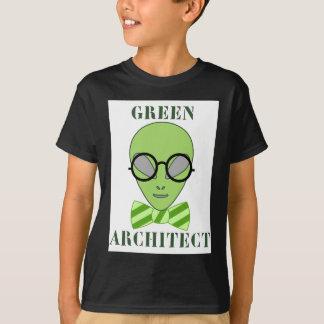 Architecte vert tee-shirts