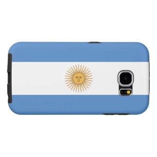 Argentina Flag Samsung Galaxy S6 Cases