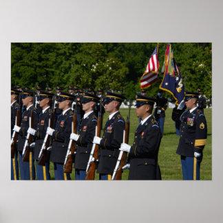 Arlington National Cemetery, Arlington, Poster