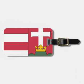 Arms_of_Hungary Tags For Luggage