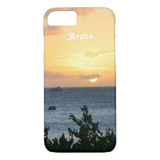 Aruba Setting Sun iPhone 7 Case