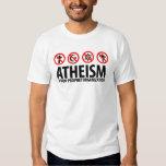 Atheism: A Non-Prophet Organization Shirt