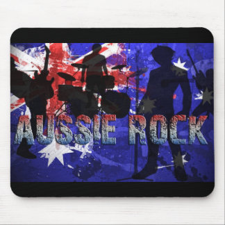 Aussie Rock Mouse Pad